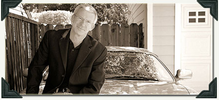 Author Mark Coggins