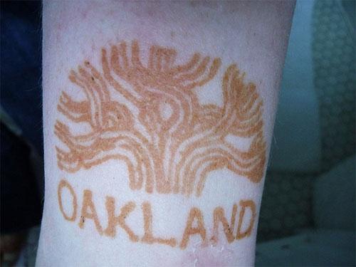 Henna tattoo photo by Flickr user pahlkadot
