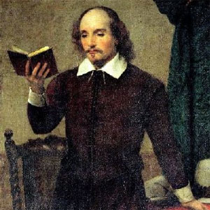 Shakespeare Reading, by William Page