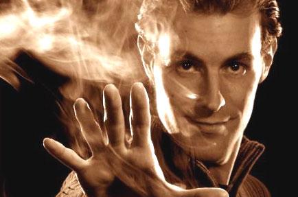 Magician Timothy James