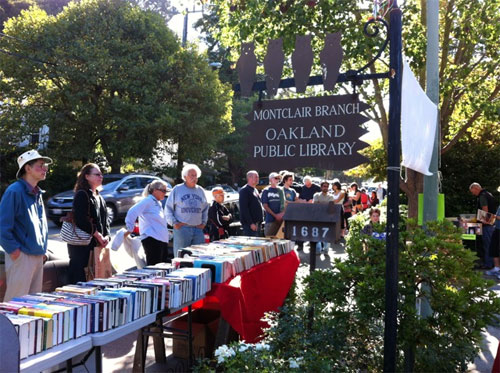 Book Sale September 22, 2012