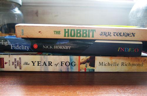 Books released in Montclair Village 10/5/12