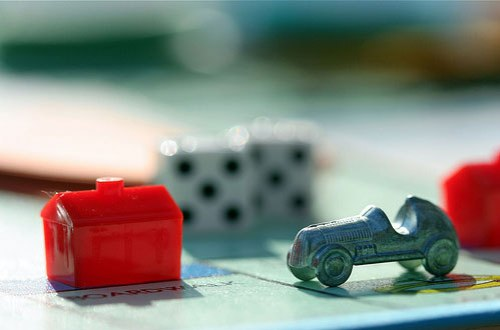 Monopoly photo by John Morgan via Flickr