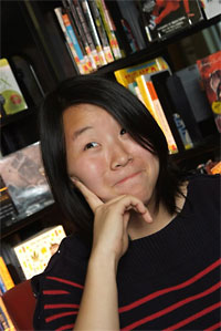 Oakland Youth Poet Laureate Stephanie Yun