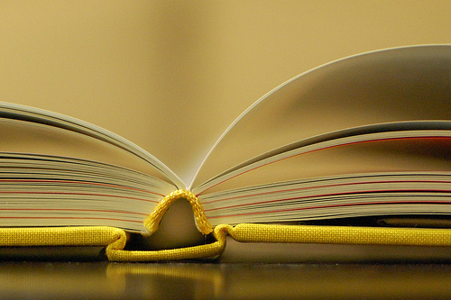 Book photo by Bradley Johnson via Flickr