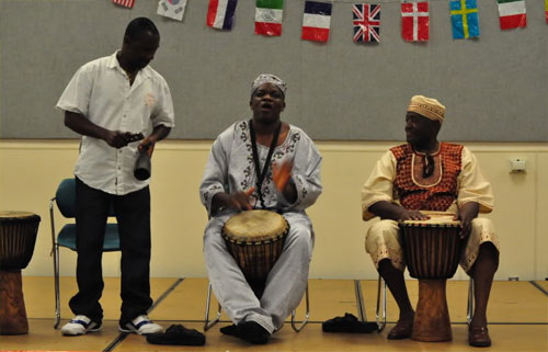Bodac Cultural presents  the music and dance of Africa