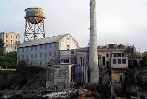 Alcatraz photo by Andrew Dupont via Flickr