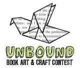 UNBOUND Book Art & Craft Contest