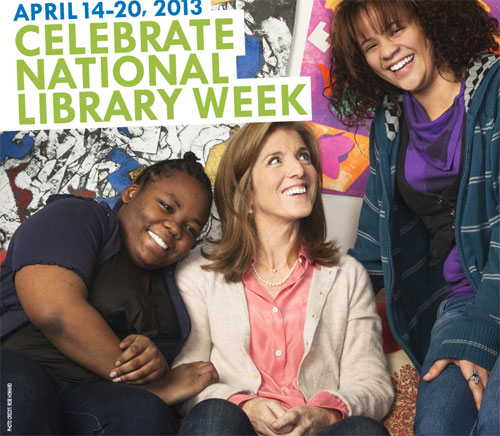 National Library Week from the ALA