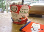 Babar-themed plant pot by Ruth Terashima