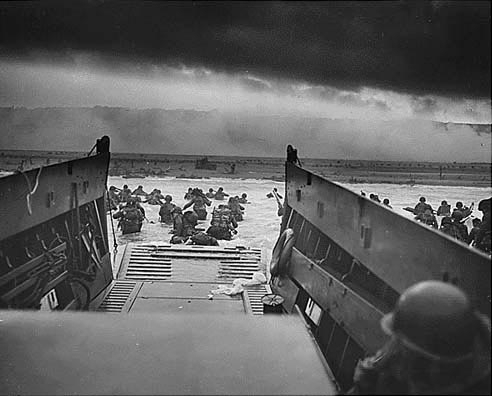 D-Day: The Normandy Invasion photo by US Army
