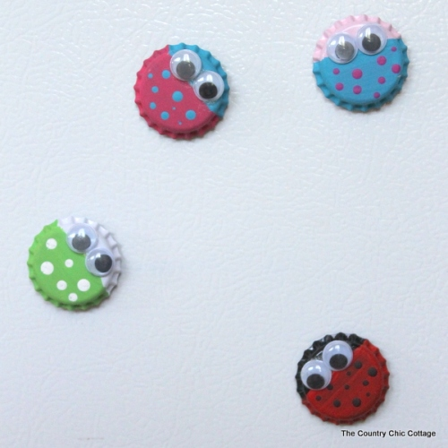 Bug magnet craft by The Country Chic Cottage
