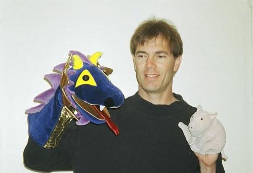 Puppeteer Steven Engelfried
