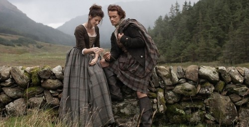 Outlander photo from Starz