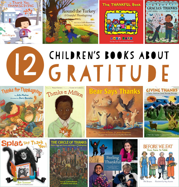 books about being thankful for toddlers