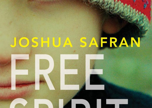Detail of cover of Free Spirit by Joshua Safran