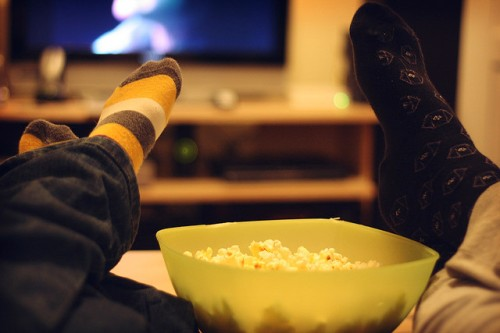 Movie Night photo by Ginny via Flickr / Creative Commons