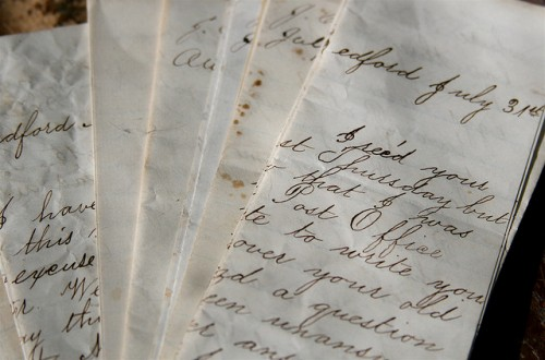 Letters photo by Liz West via Flickr / Creative Commons