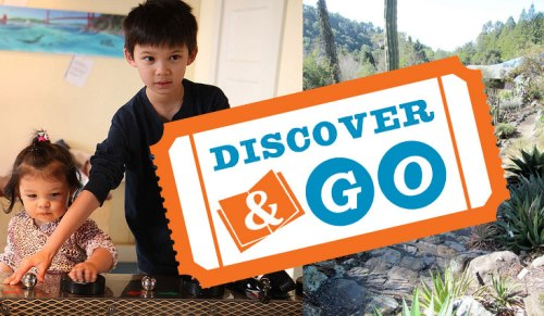 The Discover & Go program from the Oakland Public Library lets patrons check out free or discounted passes to local museums.