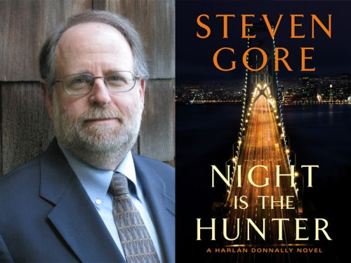 Mystery author Steven Gore