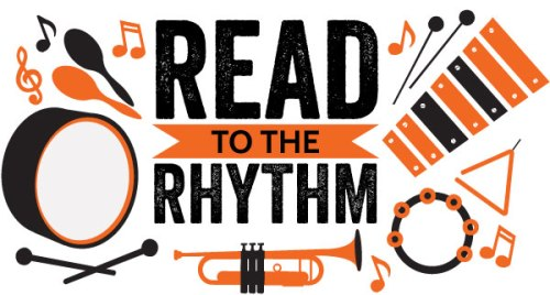Read to the Rhythm this summer at the Oakland Public Library