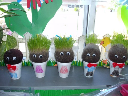 Grass Pets example from Team Johnson blog