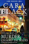 Murder on the Champs de Mars by Cara Black