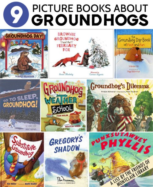 Groundhog Books, a list by the Friends of Montclair Library