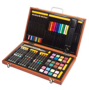 Creatology 82-piece art supply set