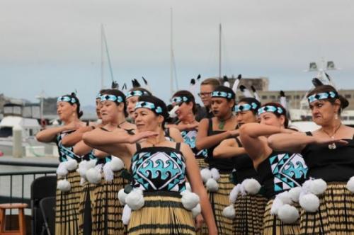 Maori Mo Ake Tonu - Photo by Michael Skillman
