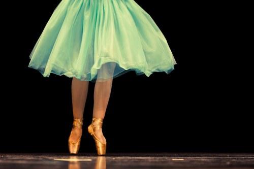 Ballet photo by Thomas Hawk via Flickr
