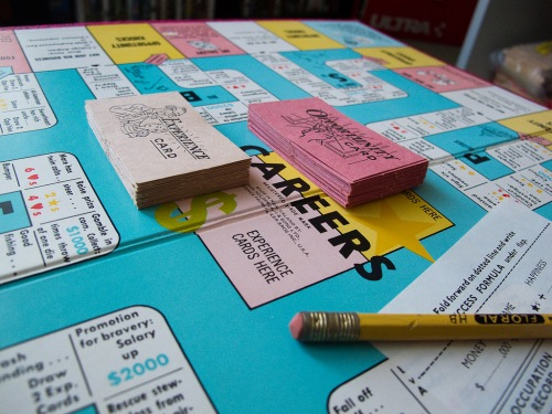 Board game photo by Hannah via Flickr