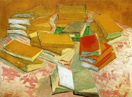 French Novels by Vincent van Gogh
