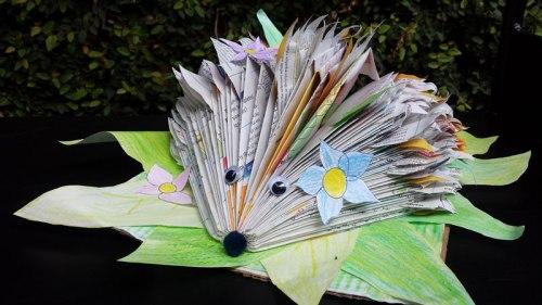 Spiky the Hedgehog by Prathana P.