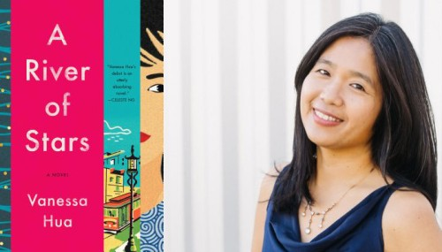 Author Vanessa Hua