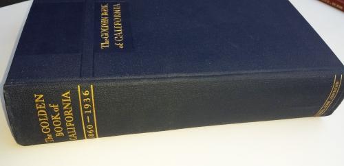 Golden Book of California